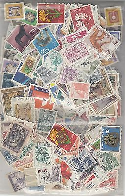 Yugoslavia, 500 different used/unused stamps