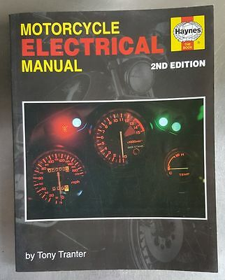 Haynes Motorcycle Electrical Manual A.Tranter 2nd Edition 1993