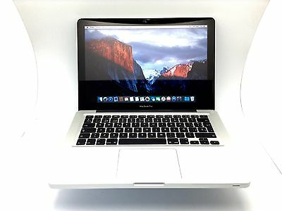 """Apple A1278 8 160 Hdd 13"""" Core 2 Duo 2.26 1673277"""