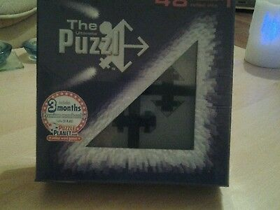 The Ultimate Puzzle - 48 Puzzles Rolled Into 1