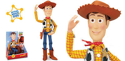 Toy Story Sheriff Woody,actual Movie Size Doll;new!!!!!!!!!!!!