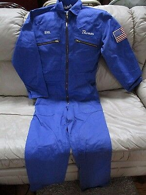 Masonic COVERALL for Men,sz 50, Ludge 144 PHA, Baumholder MilitaryVery Nice!!