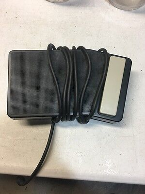 Genuine Olympus Dictation/Transcriber Foot Pedal Model RS-12