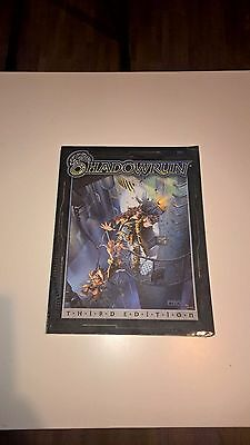 Shadowrun 3rd Edition Rulebook