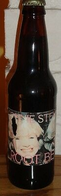 Cute Bottle of Connie Stevens Root Beer from Her Estate Sale