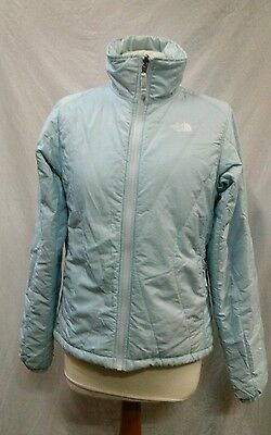 Womens North Face Insulated Jacket/Liner (small)