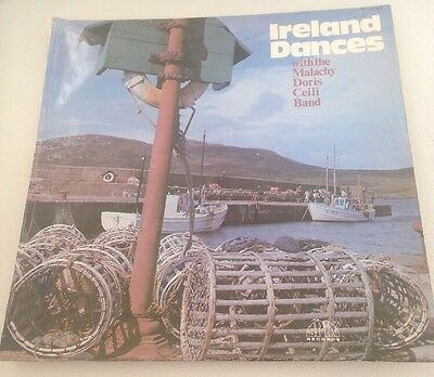 Ireland Dances With Malachy Doris Ceili Band. 1970 12 Inch Record