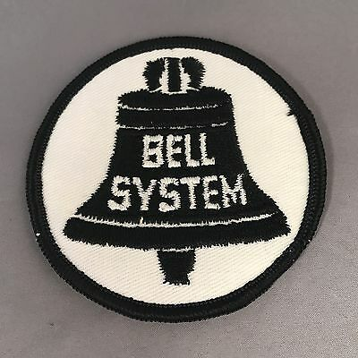 Bell Systems Telephone Jacket or Hat Patch / Badge