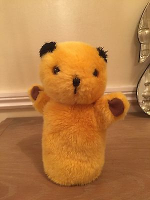 SOOTY & SWEEP SOOTY 9 Inch HAND PUPPET