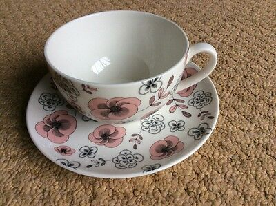 Cup & Saucer by M&S F33A
