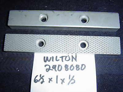 Wilton 2908080 Replacement Vise Jaws (For Wilton 1765)