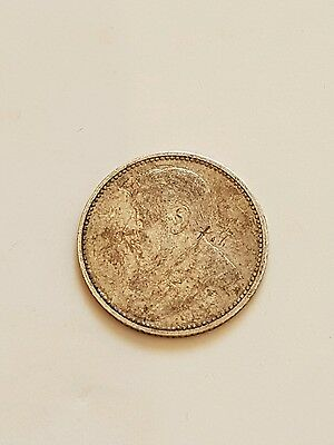 1896 south Africa sixpence  (Rapid delivery 2-16-1)