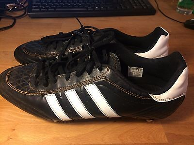 Mens Adidas football boots UK 12