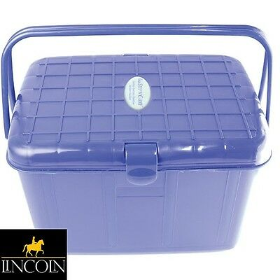Lincoln Easi Step & Carry Tack Box  – Mounting Step – Carry Grooming Kit