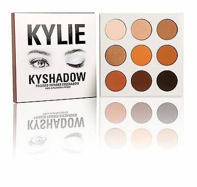 Kylie Jenner Kyshadow eyeshadow The Bronze Palette