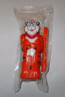 Kelloggs Tony Tiger Toothbrush Battery Operated NEW SEALED Cereal Advertising