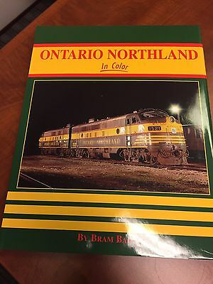 Morning Sun Books Ontario Northland in Color by Bram Bailey