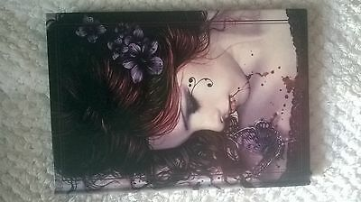 gothic notebook A5