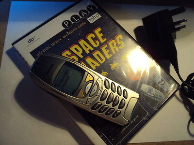 ORIGINAL NOKIA 6310i UNLOCKED MOBILE PHONE +SPACE INVADERS PHONE GAME+CHARGER