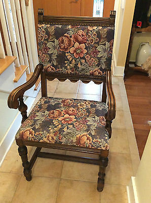 Beautiful Antique Victorian Chair