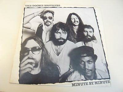 The Doobie Brothers Minute By Minute LP Vinyl Record Album What A Fool Believes