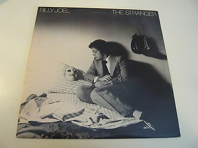 Billy Joel The Stranger LP Vinyl Record Album Movin' Out Good Die Young Just Way