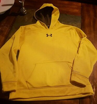 Under Armour storm hoodie youth large