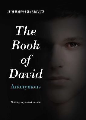 The Book of David - New - Anonymous - Paperback