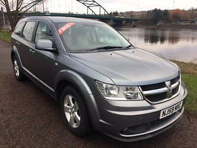 2009 59 Dodge Journey 2.0 Sxt Crd 5D 138 Bhp Diesel