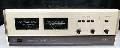 1980 Accuphase P-300X Vintage Transistor Power amplifier Perfect Made in Japan