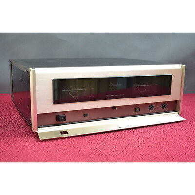 Accuphase P-102 1987 Vintage Stereo Power amplifier Perfect Work Made in Japan