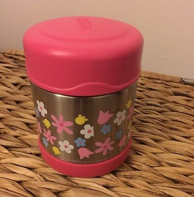 Flowers (THERMOS) FunTainer 10oz. Food Jar