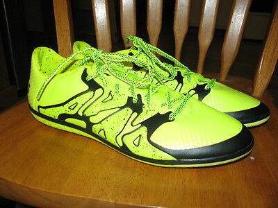 Mens Adidas X 15.3 sneakers size US 11.5