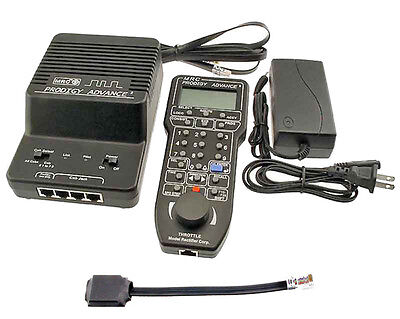 MRC Prodigy Advance Squared Wireless 3.5 Amp DCC System w/ Power Supply 1416