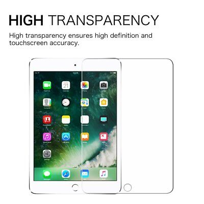 For Apple iPad 2 3 4 Tempered Glass LCD Screen Protector Film Guard