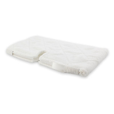 2 x SHARK POCKET STEAM MOP PADS S3501 S3550 S3601 S3901 Replacement Microfibre