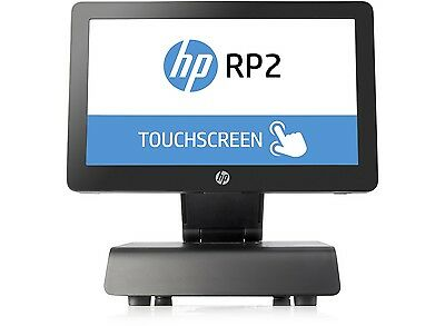 """HP RP2 2030 14"""" Touch All-in-One Point of Sale Retail System 2.4Ghz 500GB Wi-Fi"""