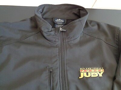 JUDGE JUDY Cast PROMO Crew 20TH ANNIVERSARY Lightweight Jacket TV Show Size XL