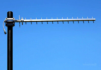 16dBi 4G 1800MHz Yagi Antenna Suitable for Telstra 4G, Optus 4G or Vodafone 4G