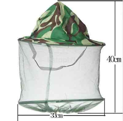 Sun Protector Mesh Fishing Outdoor Sports Insect Bee Resistance Bug for Cap FR