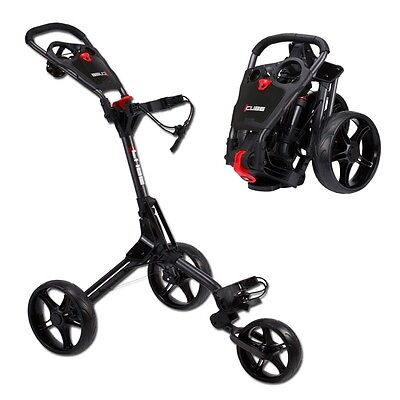 Cube Golf Buggy  - Black/red - New - Awesome Value!!