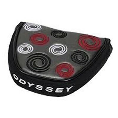 Odyssey Mallet Putter Cover - Silver Swirl - Brand New - Value Plus!!