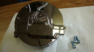 American Ironhorse Chrome Transmission Pulley Cover Rsd Clutch Actuator
