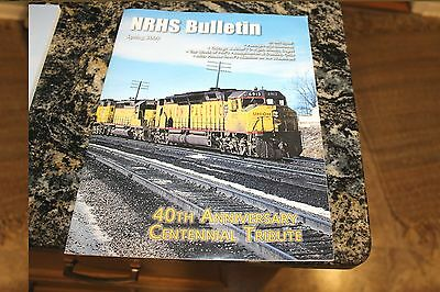 National Railway Historical Society Nrhs Bulletin: Spring 2009 (148)