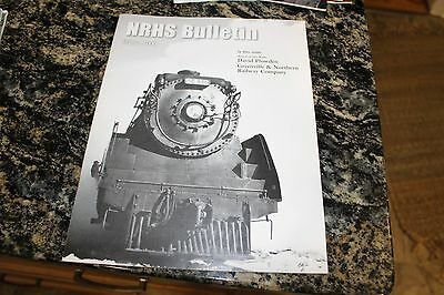 National Railway Historical Society Nrhs Bulletin: Winter 2006 (150)