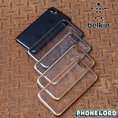 Genuine Belkin Air Protect SheerForce Case cover for iPhone 7 AND 7 Plus New