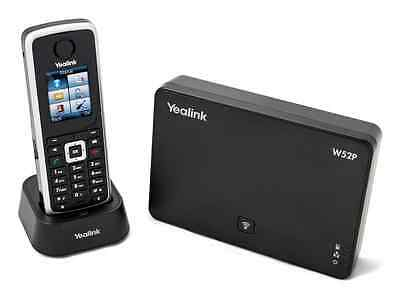 Yealink W52P DECT Base with W52H Handset
