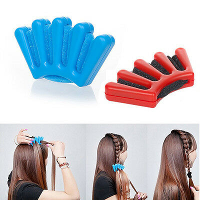 DIY Hair Braider Plait French Grace Sponge Twist Curler Styling Tool Easy to Use