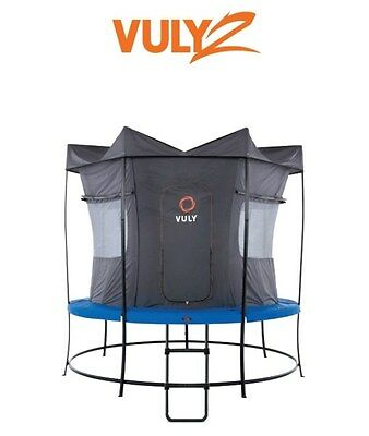 Vuly 2 10ft Trampoline With Free Tent