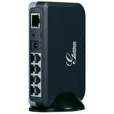 Grandstream HandyTone 704 / HT704 4 Line Analogue SIP / VOIP Adaptor